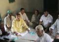 महाधरना की तैयारी को लेकर जदयू कार्यकर्ताओं की बैठक
