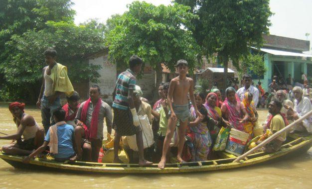 दियारा तथा टालक्षेत्र के बाढ़ पीड़ितों तक अबतक नहीं पहुंची राहत