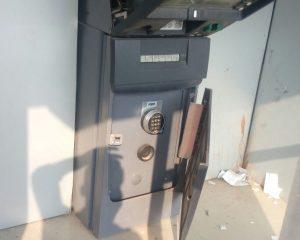 एटीएम मशीन के कैमरा फुटेज से हुआ 30 लाख के लूट का खुलासा, एक आरोपी गिरफ्तार, भेजा गया जेल