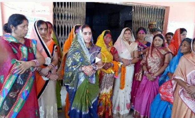 बड़हिया नगर पंचायत पर महिला प्रत्याशियों का रहा दबदबा